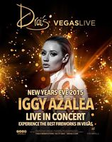 Iggy Azalea New Year's Eve Vegas