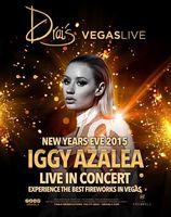 Iggy Azalea New Year's Eve Vegas