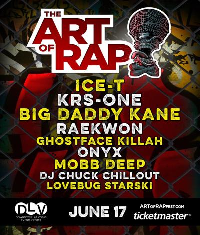 The Art of Rap Fest