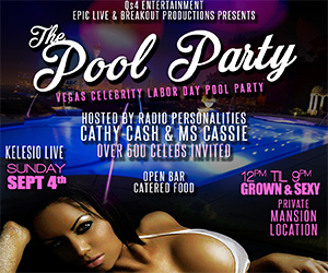 Cathy Cash LDW Pool Party